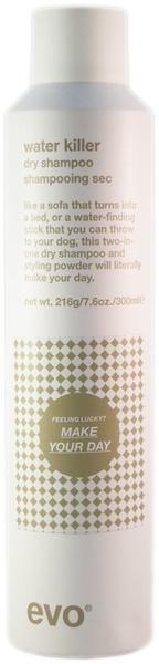 Evo Hair Style Water Killer Dry Shampoo Brunette (200ml)