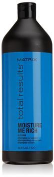 Matrix Total Results Moisture Shampoo (1000ml)