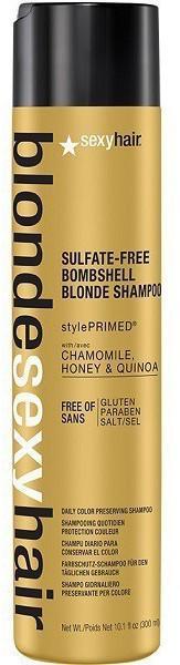 Sexyhair Blonde Sulfate-Free Bombshell Blonde Shampoo