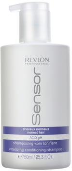 Revlon Sensor System Vitalizing Conditioning Shampoo (750ml)