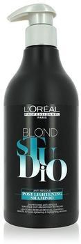 L'Oréal Blond Studio Post Lightening Shampoo (500ml)