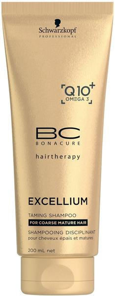 Schwarzkopf BC Bonacure Excellium Taming Shampoo (200ml)