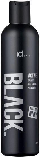 idHair Black Active Scalp Balancing Shampoo (250ml)