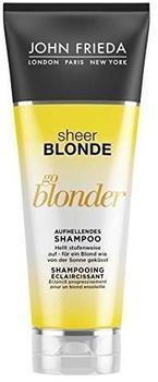 John Frieda Sheer Blonde Go Blonder Aufhellendes Shampoo 250ml