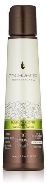 Macadamia Professional Weightless Moisture Shampoo (100ml)