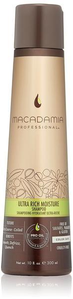 Macadamia Professional Ultra Rich Moisture Shampoo (300 ml)