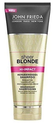 John Frieda Sheer Blonde Hi-Impact reparierendes Shampoo (250ml)