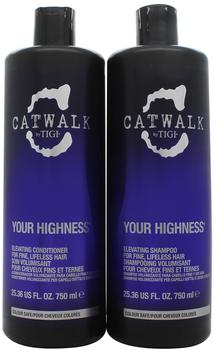 TIGI Catwalk Your Highness Tween Duo 2 x 750 ml