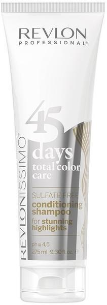 Revlon 45 Days Total Color Care Shampoo Stunning Highlights (275 ml)