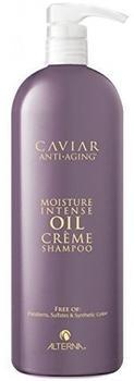 Alterna Caviar Anti-Aging Moisture Intense Oil Crème Shampoo (1000ml)