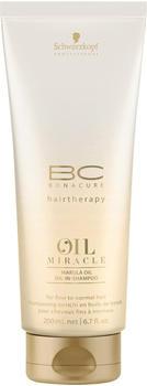 Schwarzkopf BC Bonacure Oil Miracle leichtes Öl Shampoo für feines Haar (200ml)