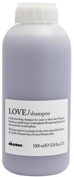 Davines Love Smooth Shampoo (1000ml)