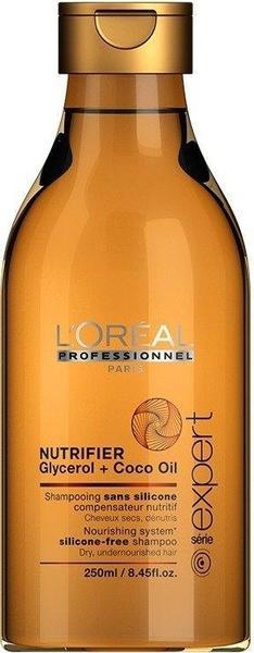 L'Oréal Serie Expert Nutrifier Glycerol + Coco Oil Shampoo (300ml)