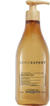 L'Oréal Serie Expert Nutrifier Glycerol + Coco Oil Shampoo (500ml)