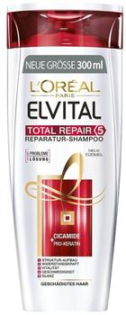 L'Oréal Elvital Total Repair 5 Shampoo (300ml)