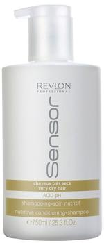 Revlon Sensor System Nutritive Conditioning-Shampoo (750ml)