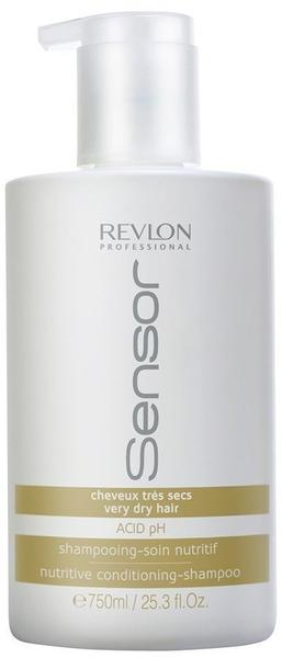 Revlon Sensor System Nutritive Conditioning-Shampoo (750ml)