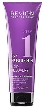 Revlon Be Fabulous Step 1 Hair Recovery Open Cuticle Shampoo (250ml)