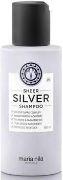 Maria Nila Sheer Silver Shampoo (100ml)