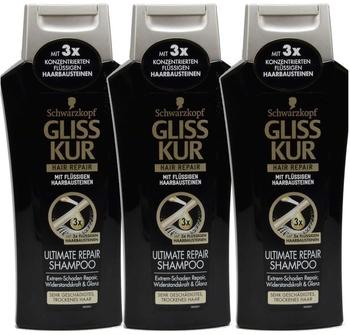 Gliss Kur Ultimate Repair Shampoo (250ml)