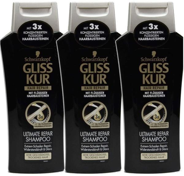 Gliss Kur Ultimate Repair Shampoo (250ml)