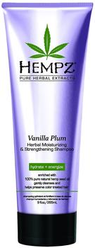Hempz Vanilla Plum Moisturizing & Strength 265 ml