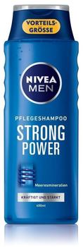 NIVEA Men Strong Power 6 x 400 ml
