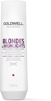 Goldwell Dualsenses Blondes & Highlights Anti-Yellow Shampoo (250ml)