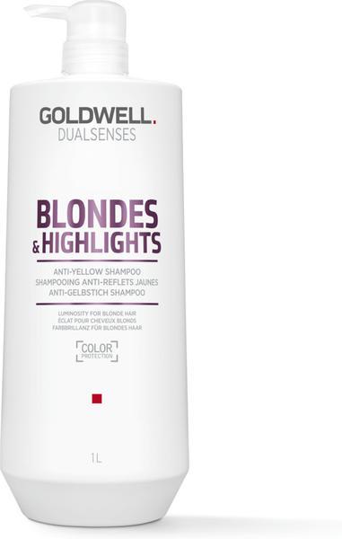 Goldwell Dualsenses Blondes & Highlights Anti-Yellow Shampoo (1000ml)