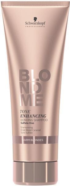 Schwarzkopf Professional BlondMe Tone Enhancing Bonding warm blondes 250 ml