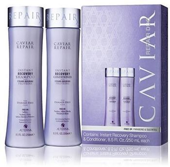 Alterna Caviar RepairX Instant Recovery 250 ml + Conditioner 250 ml