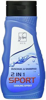 La Ligne Men Duschgel & Shampoo Sport (300ml)