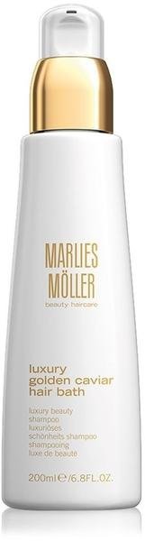 Marlies Möller Luxury Golden Caviar Hair Bath Shampoo (200ml)