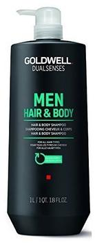 Goldwell Dualsenses for Men Hair & Body Shampoo (1000ml)