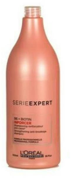 L'Oréal Serie Expert Inforcer B6 + Biotin Shampoo (1500ml)