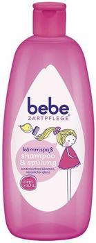 Bebe Zartpflege Kämmspaß Shampoo & Spülung (300ml)