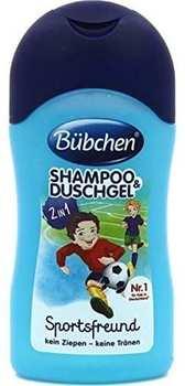 Bübchen Kids Shampoo & Duschgel Sportsfreund (230ml)