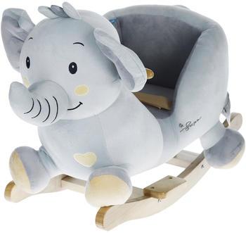 Bieco Schaukel-Elefant Tiko 60 cm