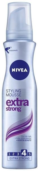 Nivea extra strong Styling Mousse (150ml)