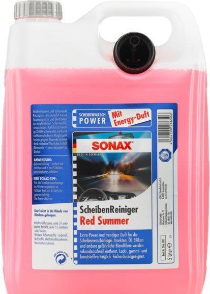 Sonax ScheibenReiniger Red Summer (5 l)