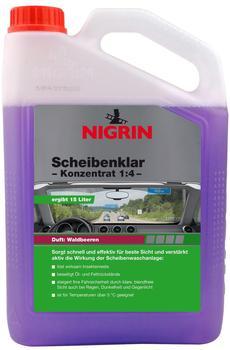 Nigrin Scheibenklar-Konzentrat 1:4 Waldbeerenduft (3 l)