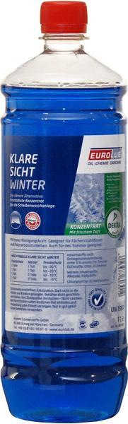 EuroLub Klare Sicht Winter Konzentrat