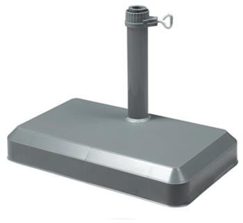Doppler Balkonschirmständer 25-32 mm (20 kg) anthrazit