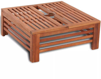vidaXL Sonnenschirmständer-Verkleidung Holz (41449)