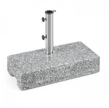 Blumfeldt Schirmherr 25HSQ 25kg Granit grau