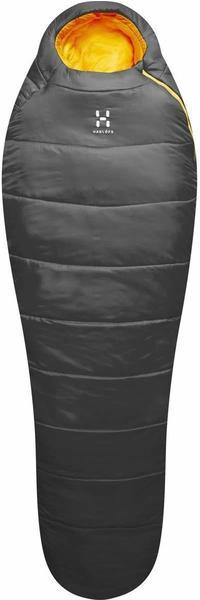 Haglöfs - Lupus -3 - Kunstfaserschlafsack Gr 175 cm magnetite