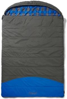 Coleman Basalt Double Sleeping Bag (blue)