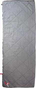 Grüezi Bag Wellhealth Blanket (wool, grey)
