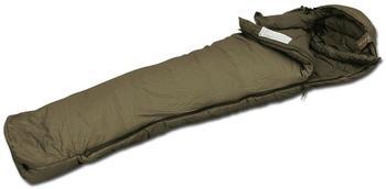 Carinthia Brenta M olive/olive Left Zipper 2020 Schlafsäcke