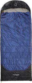 Nordisk Puk +10° Blanket L true navy/steeple gray/black